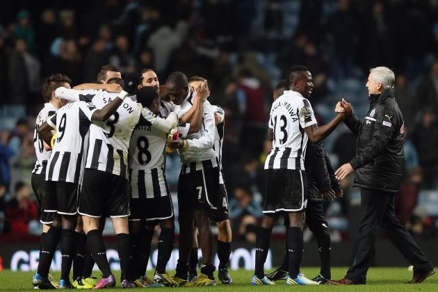 4 Winners and 4 Losers from Newcastle's Victory over Aston Villa