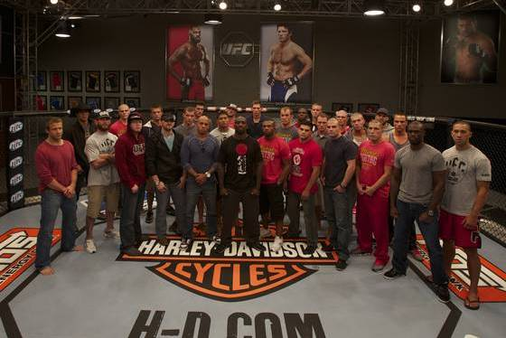 TUF 17 Results: Power Ranking the Fighters Following Episode 2