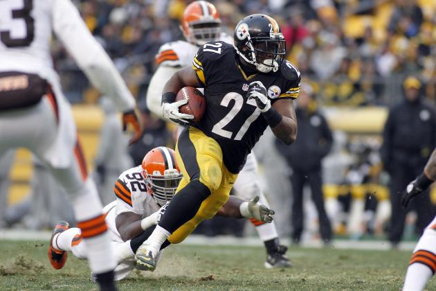 Pittsburgh Steelers' Offseason Strategy for Building a Contender in 2013