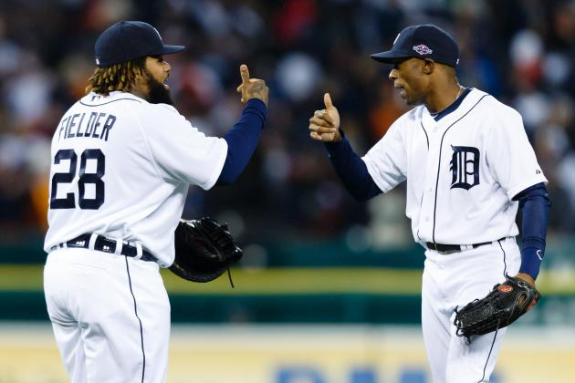 Predicting the Detroit Tigers 2014 Lineup