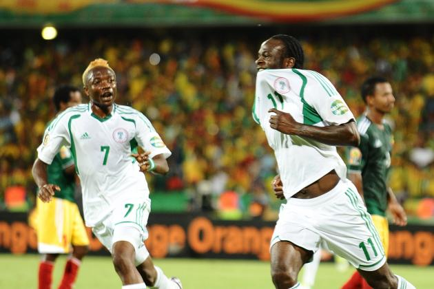 Nigeria vs. Ethiopia: 6 Things We Learned from Group C Clash