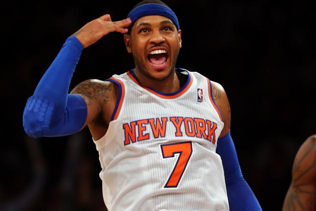 5 Reasons the New York Knicks Are Carmelo Anthony's Team Through and Through