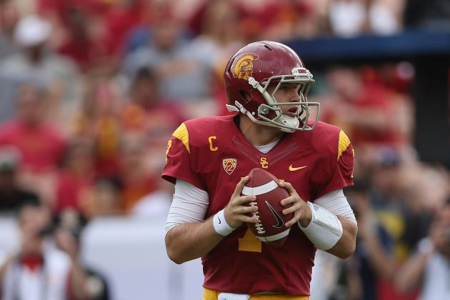 Dallas Cowboys: Three Best Replacement Options for Tony Romo in 2013 NFL Draft
