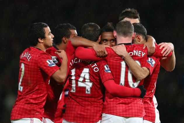 Manchester United: Predicting United's Starting XI Against Southampton