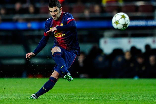 David Villa: Why Barcelona Star Should Choose Arsenal over Manchester City