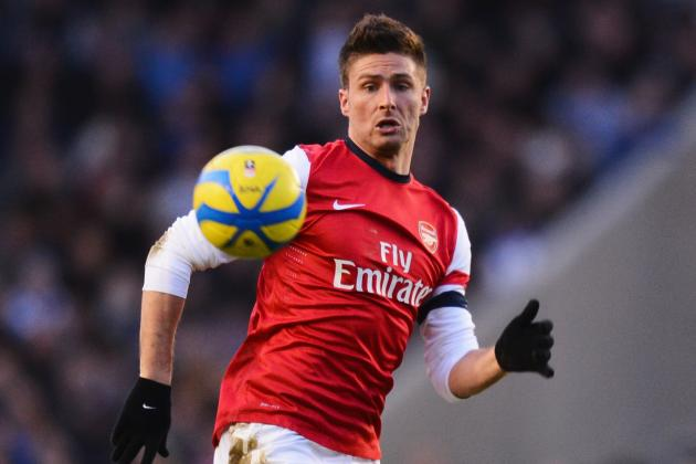 5 Things That Must Change for Olivier Giroud to Succeed at Arsenal
