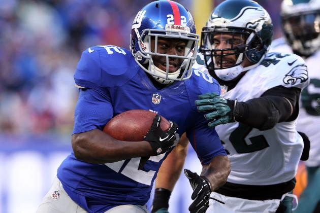 Predicting the New York Giants' Offensive and Defensive Starters for 2013