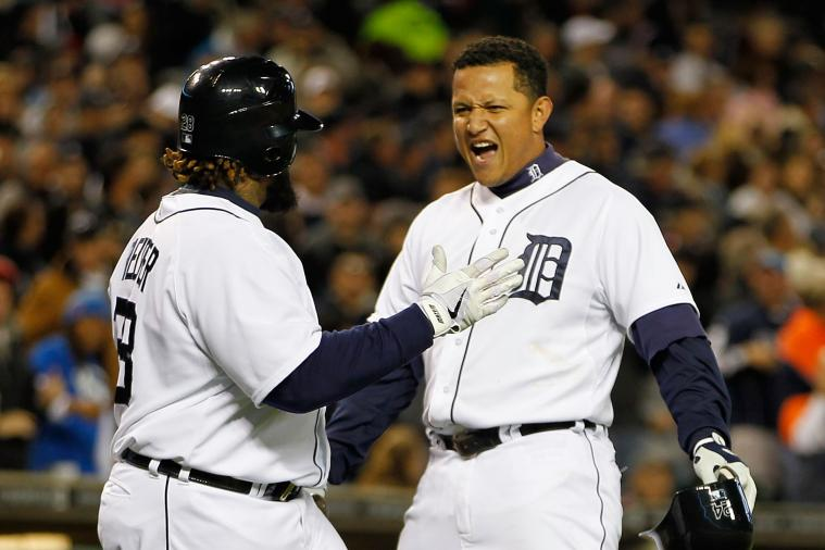 Detroit Tigers: Top 5 Hitters in 2013 Are Modern Day Murderer's Row