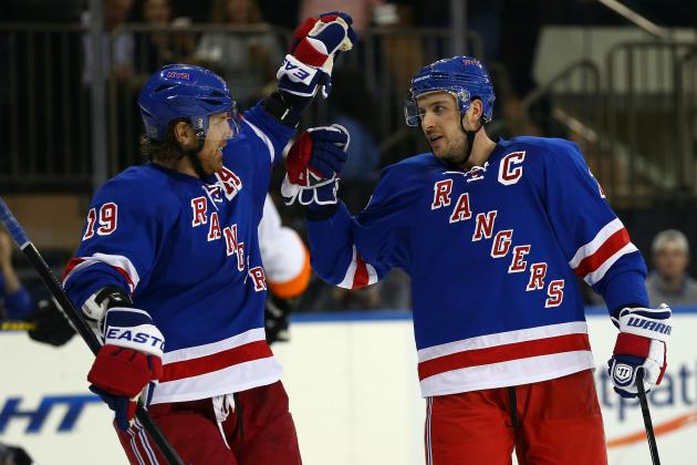 NY Rangers Early-Season Stock Report
