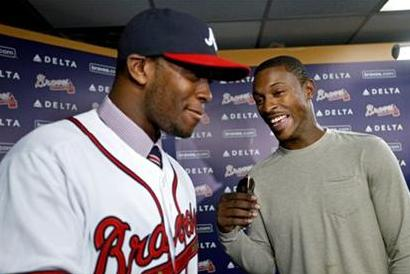 Uptons in the Outfield: A Look at the Braves' Sibling Rivalry