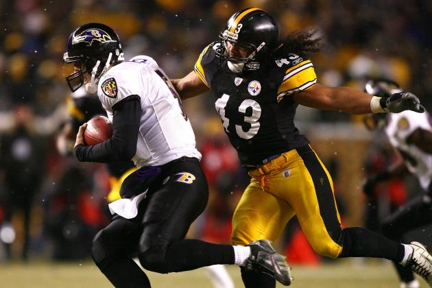 Troy Polamalu: 5 Plays That Changed Pittsburgh Steelers History