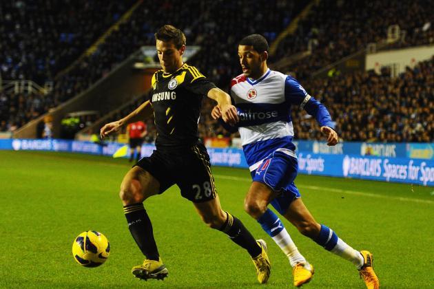 Reading vs. Chelsea: 6 Things We Learned