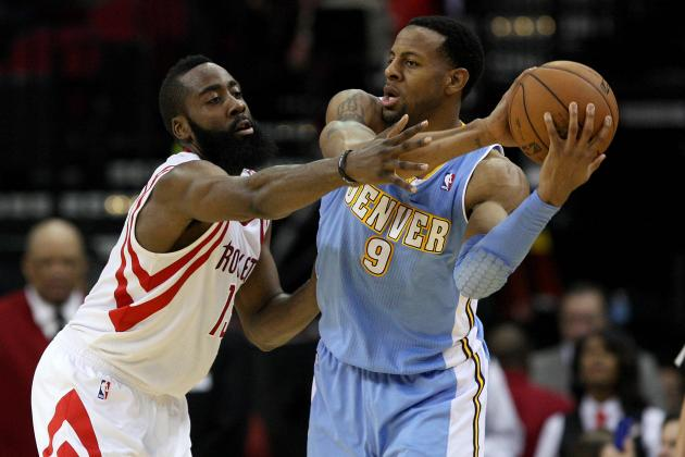 Houston Rockets vs. Denver Nuggets: Postgame Grades and Analysis for Houston