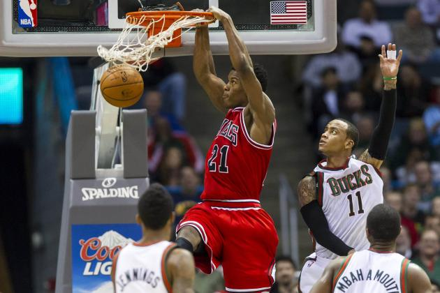 Chicago Bulls vs. Milwaukee Bucks: Postgame Grades and Analysis for Chicago