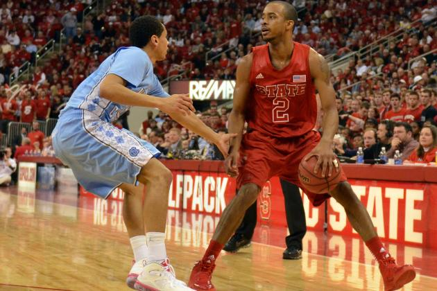 UNC Basketball: 5 Games That Will Make or Break Heels' NCAA Tournament Bid