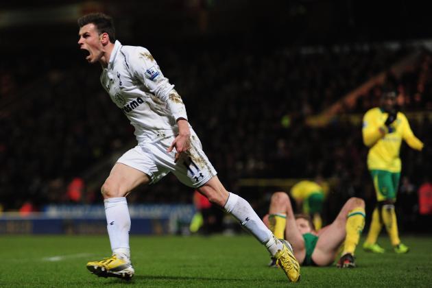 Norwich City 1-1 Tottenham Hotspur: Player Ratings