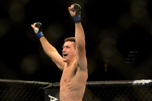 4 Reasons to Root for Demian Maia at UFC 156