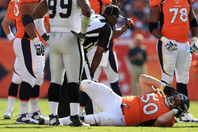 Denver Broncos: 5 Players That Should Go Before the 2013 Season