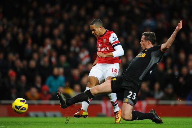 Rating the Arsenal Players Against Liverpool