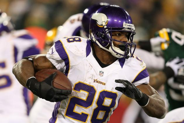 Mapping out the Blueprint for a Vikings Super Bowl Run in 2013- 2014