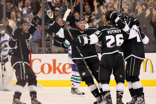 LA Kings' 3 Keys to Avoiding a Stanley Cup Hangover