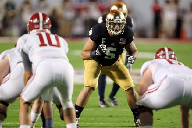 Giants Mock Draft: Instant Contributors New York Can Find in Every Round