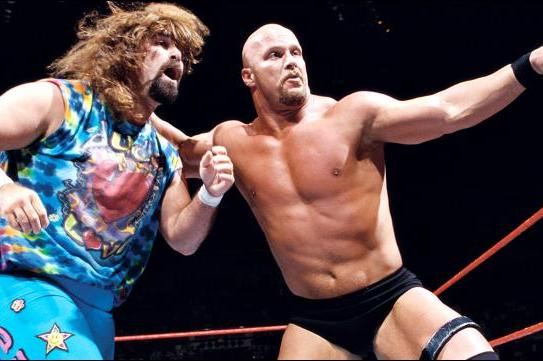 Mick Foley, WWE Hall of Fame Class of 2013: Best Match of Each of His Personas