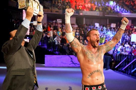 Ranking the Top 10 Moments of C.M. Punk's WWE Title Reign