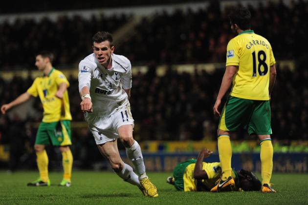 5 Lessons from Tottenham's 1-1 Draw with Norwich City