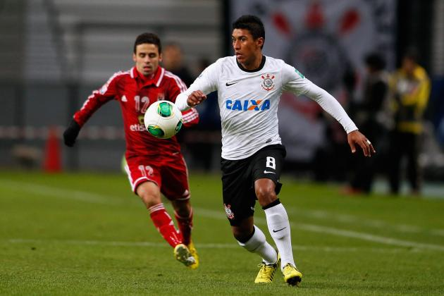 Taking a Closer Look at Paulinho, Internazionale's Latest Target