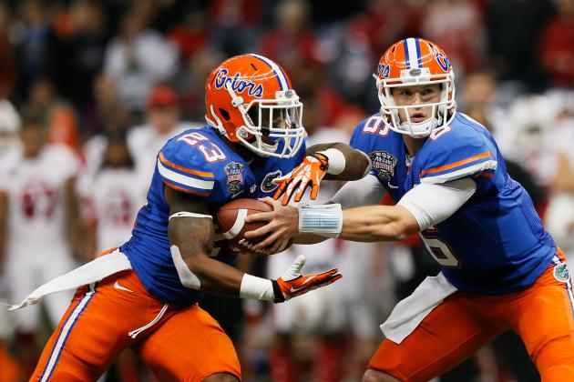 Florida Football: 5 Offensive Playmakers Who Need to Step Up in 2013