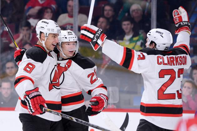 New Jersey Devils: 4 Players to Put on the Trade Block in 2013