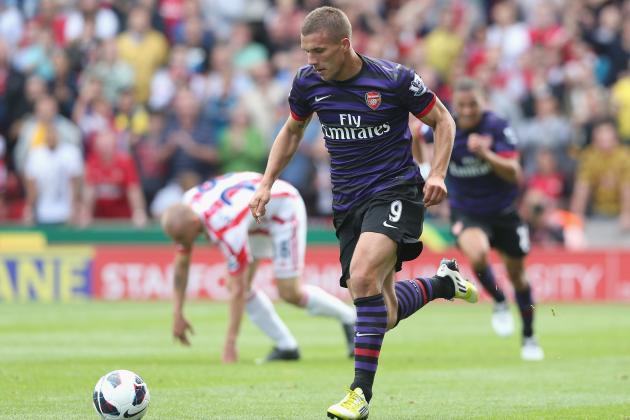 Arsenal vs. Stoke: Gunners Team News, Preview, Projected Starting XI