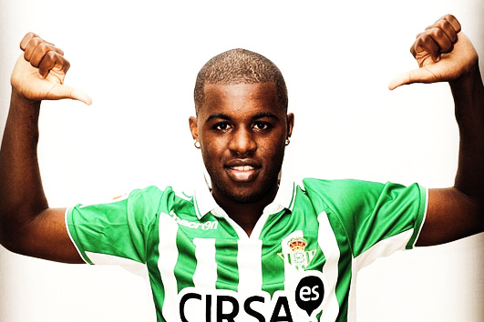 Arsenal FC: Gunners Loanee Joel Campbell Making a Good Impression at Real Betis