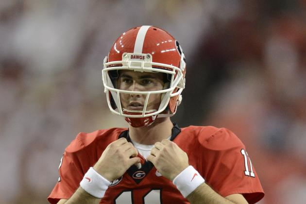Georgia Football: 5 Things Aaron Murray Must Do to Become a First Round Pick