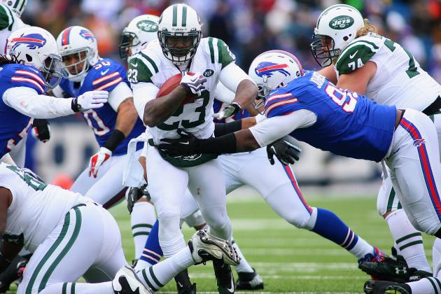 The New York Jets Free Agents in 2013 and Their Destinations