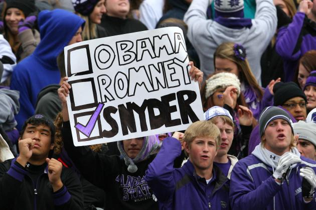 Big 12 Football Winners and Losers for the Month of January 2013