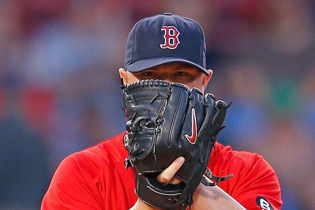 Boston Red Sox: Projections for the Starting Rotation in 2013