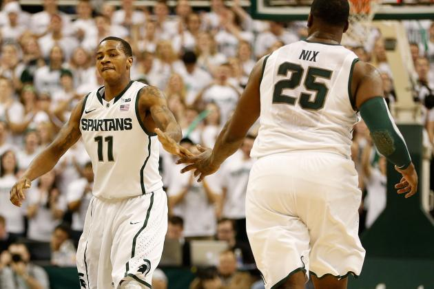 College Basketball Picks: Illinois Fighting Illini vs. Michigan State Spartans