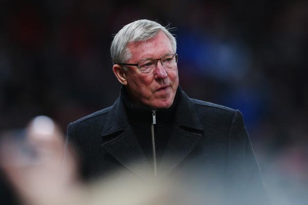 Manchester United: Alex Ferguson's Top 5 Misdemeanour Fines
