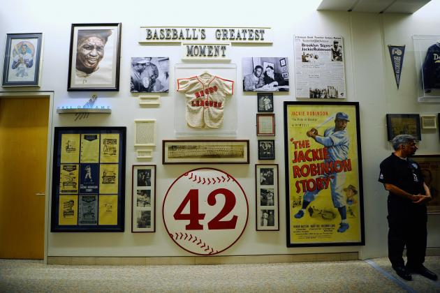 Jackie Robinson's Top 5 Career Highlights in MLB