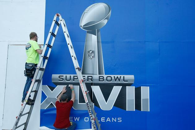 Realistic Best- and Worst-Case Scenarios for Super Bowl XLVII