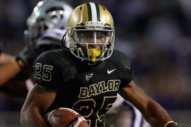 Power Ranking the Big 12's Best Backfields for 2013