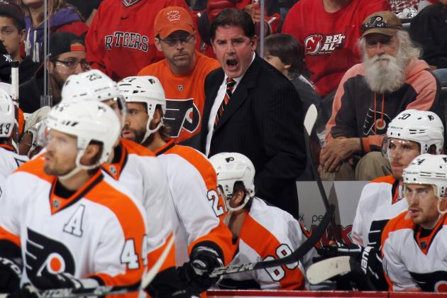 3 Changes Peter Laviolette Must Make to Improve the Philadelphia Flyers
