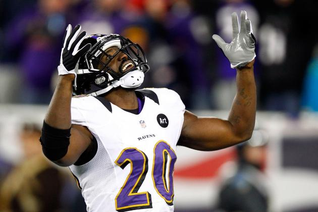 Baltimore Ravens: Where Will All-Star Safety Ed Reed Play Next Season?