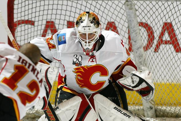 NHL Trade Speculation: 18 Teams That May Target Jarome Iginla, Miikka Kiprusoff