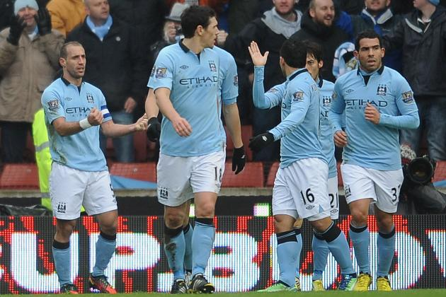 Manchester City: 5 Signs That Their Title Defense Is in Trouble