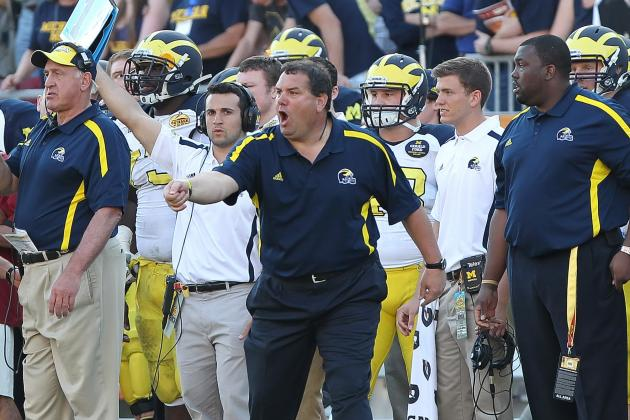 Michigan Football: Brady Hoke's 5 Biggest Offseason Concerns