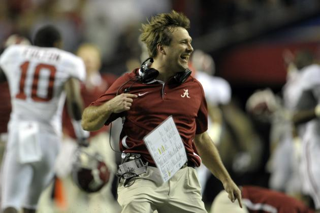 SEC Football Programs with Best Assistant Coaching Staffs