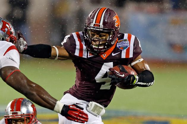 Virginia Tech Football: 5 2012 Recruits That Will Shine in 2013